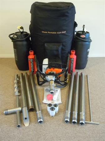 Shaw Backpack Drill Kit